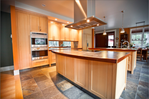 North Saanich - Kitchen
